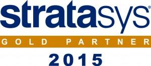 Stratasys_GoldPartner_2015_rebranded