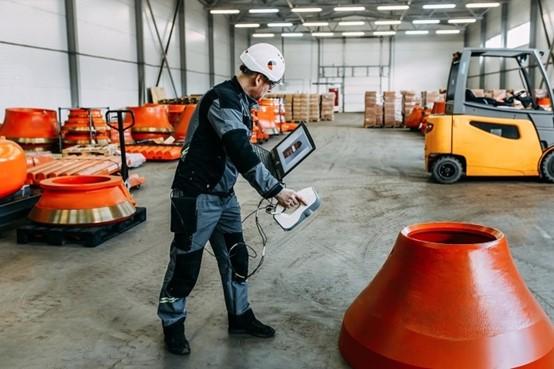 Artec Eva, Fin Üretim Şirketindeki Hataları Ortadan Kaldırıyor